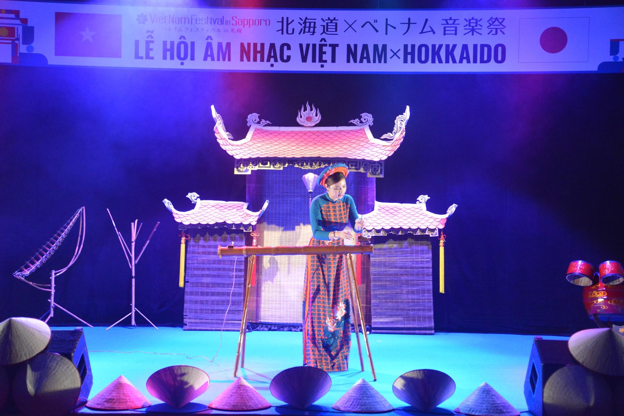 Lễ hội Việt Nam tại Sapporo năm 2019 lần thứ nhất - Ảnh 9.