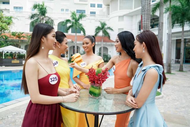 Dàn thí sinh nóng bỏng của Hoa hậu Hoàn vũ Việt Nam 2019 - Ảnh 1.