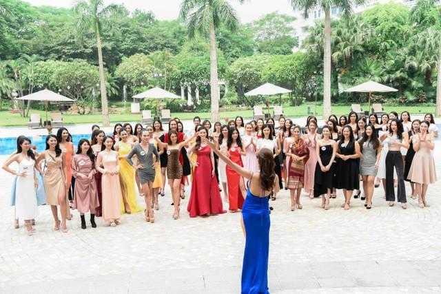 Dàn thí sinh nóng bỏng của Hoa hậu Hoàn vũ Việt Nam 2019 - Ảnh 8.