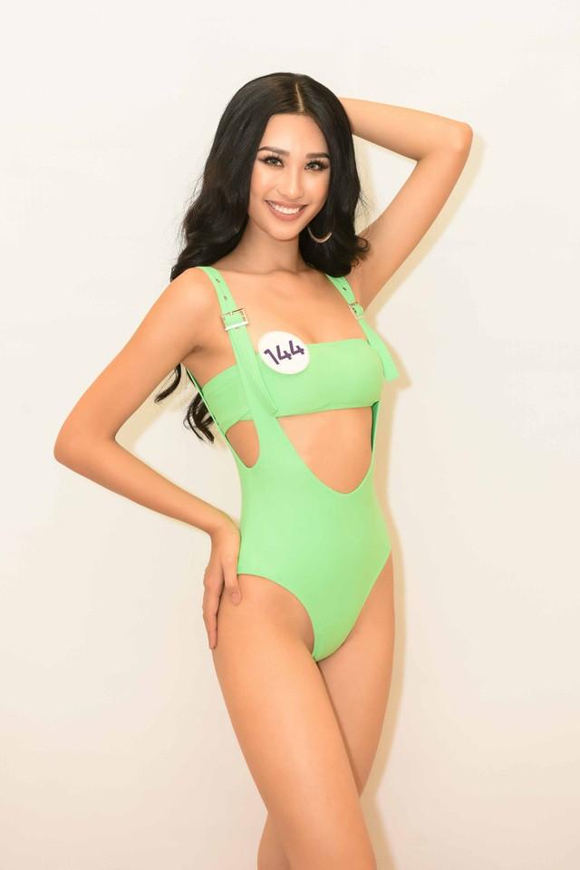 Dàn thí sinh nóng bỏng của Hoa hậu Hoàn vũ Việt Nam 2019 - Ảnh 13.