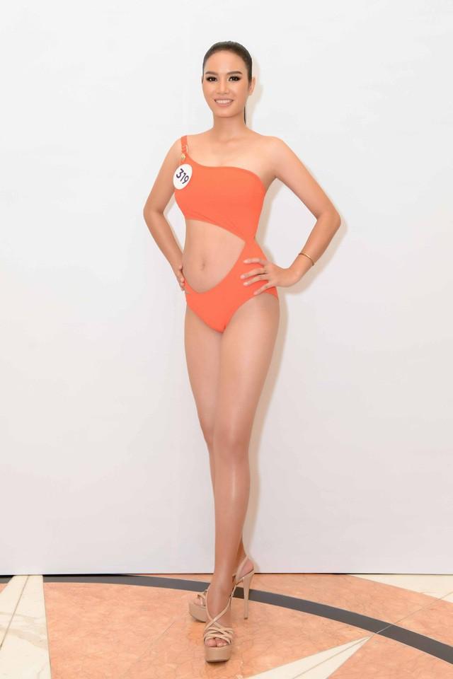 Dàn thí sinh nóng bỏng của Hoa hậu Hoàn vũ Việt Nam 2019 - Ảnh 15.