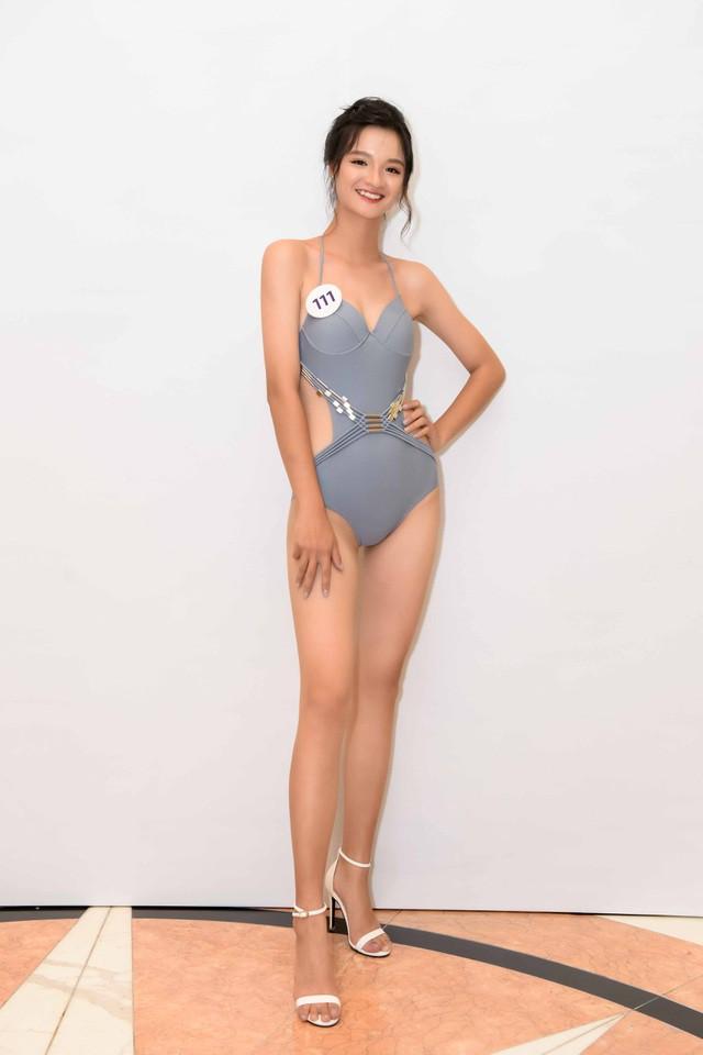 Dàn thí sinh nóng bỏng của Hoa hậu Hoàn vũ Việt Nam 2019 - Ảnh 18.
