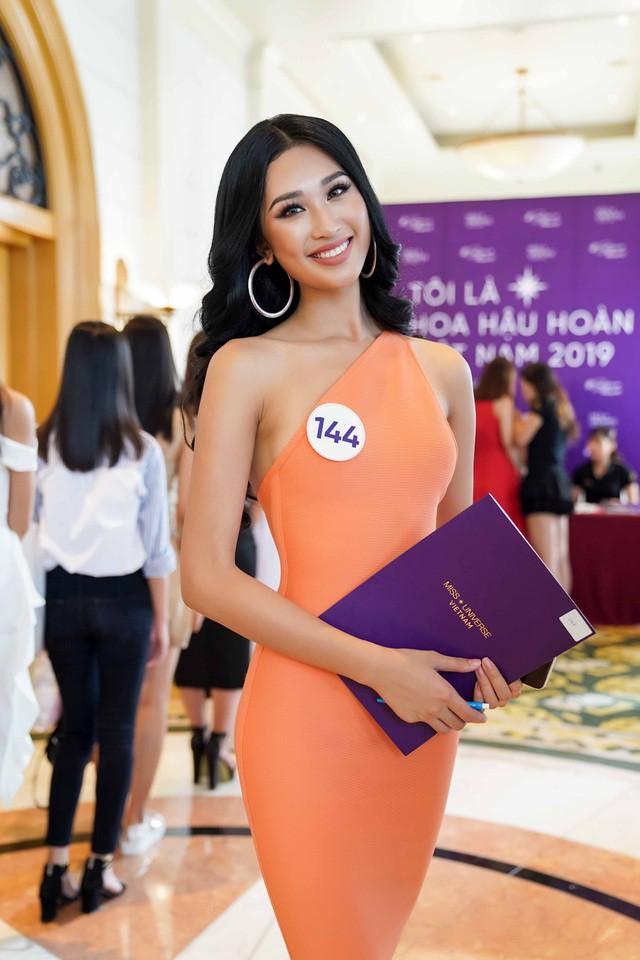 Dàn thí sinh nóng bỏng của Hoa hậu Hoàn vũ Việt Nam 2019 - Ảnh 7.
