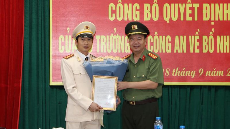 cong an tinh ha nam co tan pho giam doc hinh 1