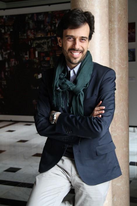 """Nghệ sĩ piano Iván Martin: """"Âm nhạc là cuộc đời tôi"""" - Ảnh 1."""