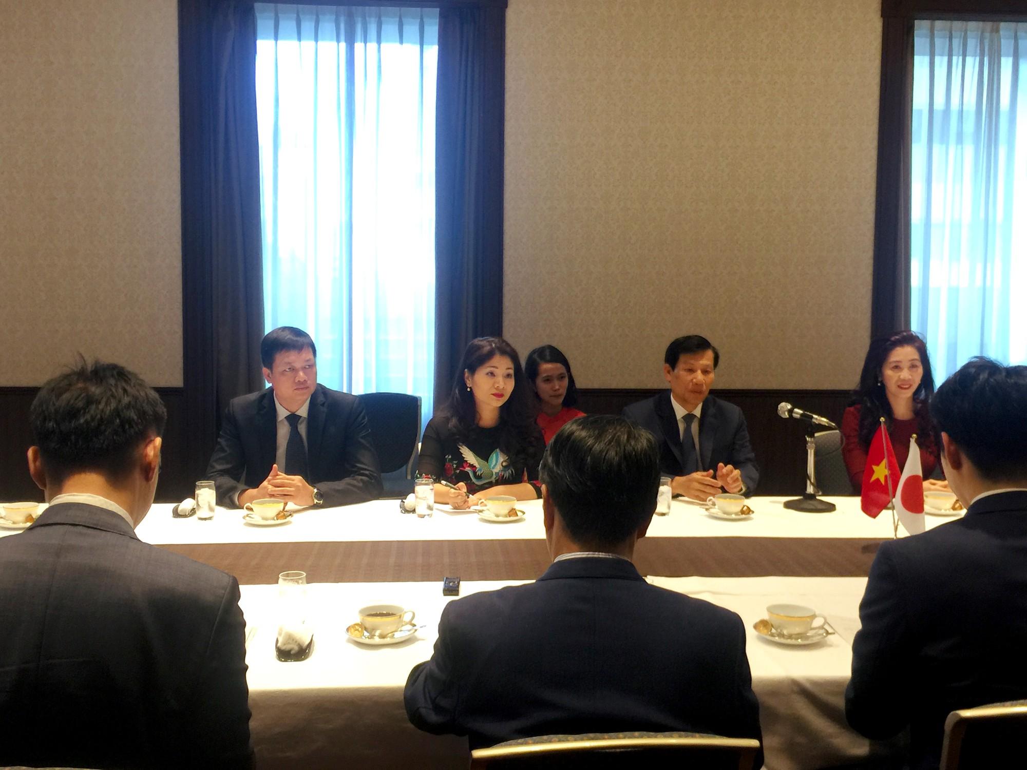 Thống đốc tỉnh Hokkaido tiếp và làm việc với Bộ trưởng Nguyễn Ngọc Thiện - Ảnh 2.