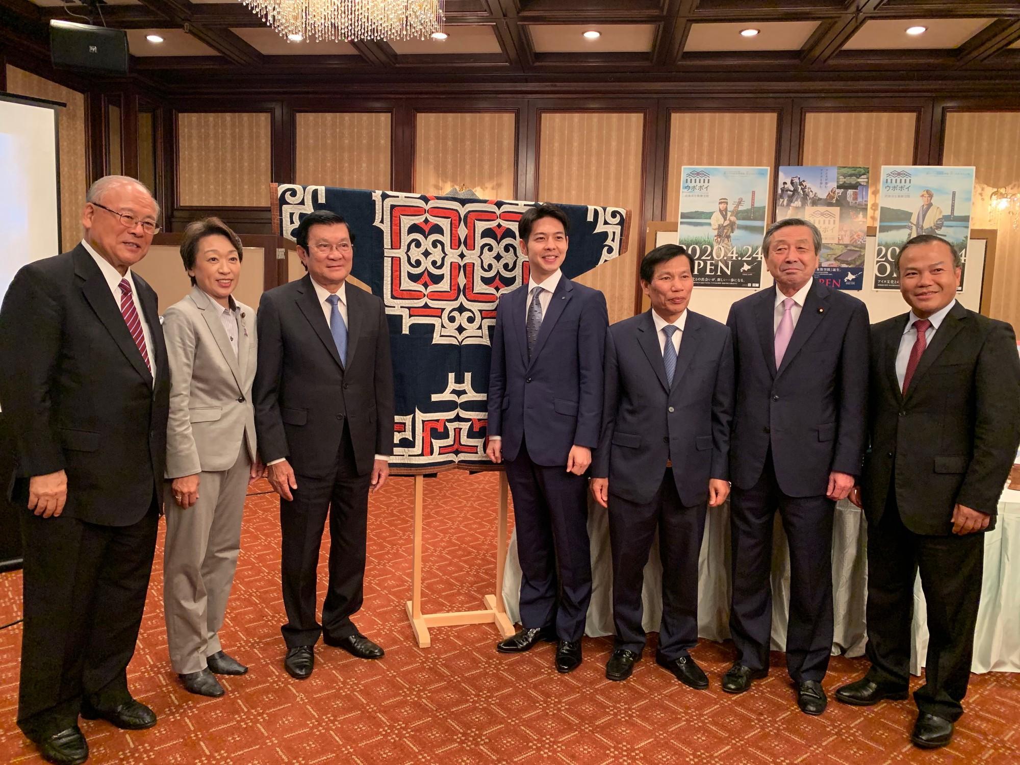 Thống đốc tỉnh Hokkaido tiếp và làm việc với Bộ trưởng Nguyễn Ngọc Thiện - Ảnh 5.