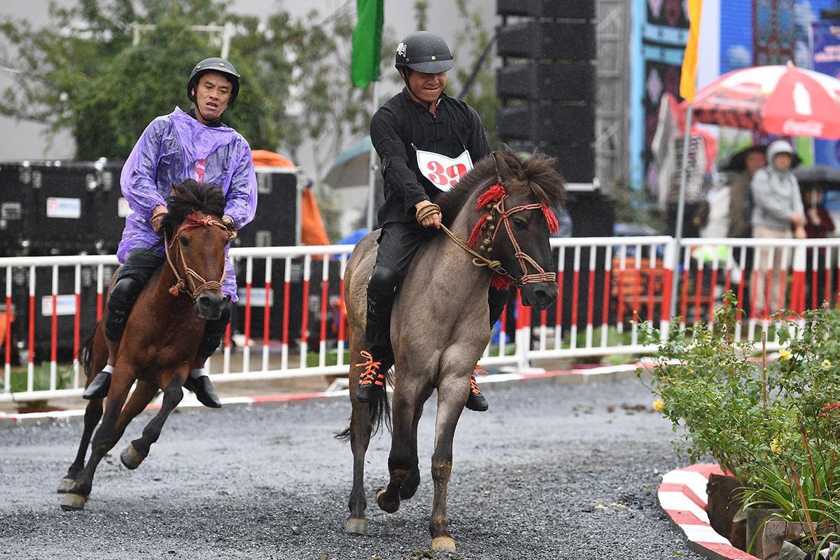 Chất Tây Bắc sống động khiến du khách thích thú với Giải đua ngựa tại  Fansipan - Ảnh 4.
