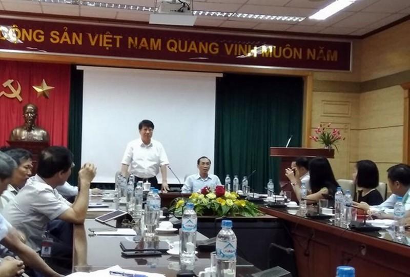 Triệu tập Thứ trưởng Bộ Y tế Trương Quốc Cường đến phiên xử VN Pharma - Ảnh 1.