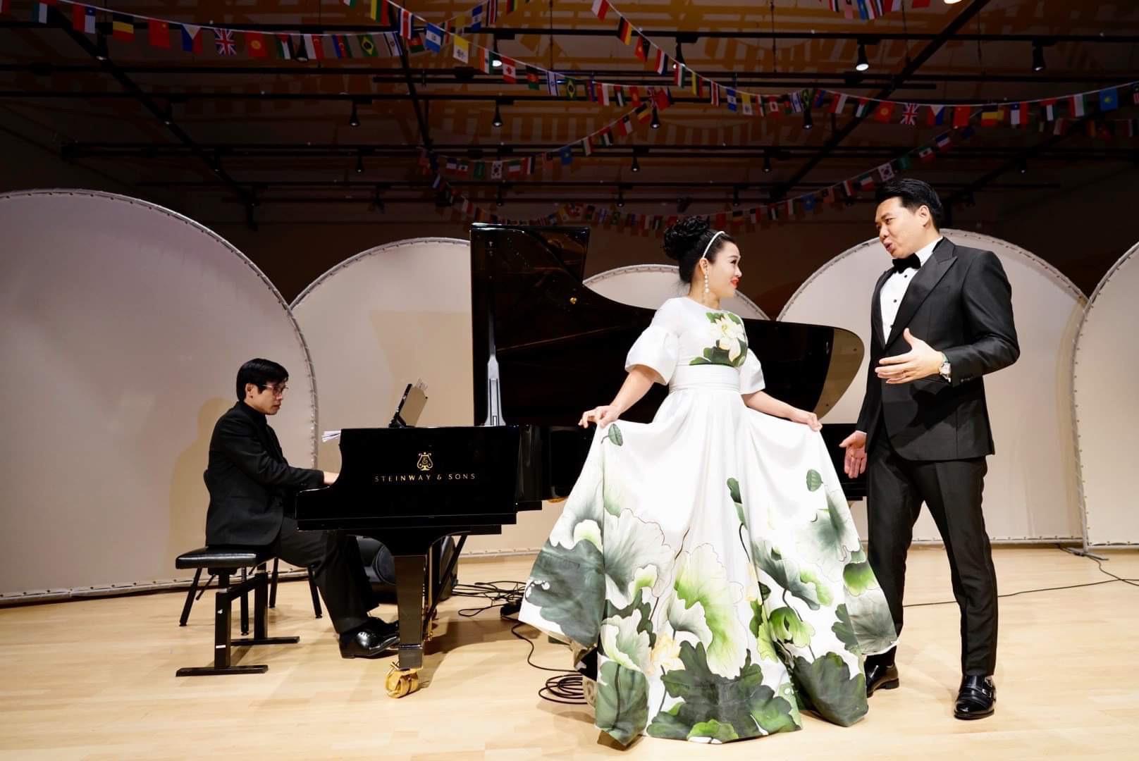 Chương trình hòa nhạc của Học viện Âm nhạc Quốc gia Việt Nam tại Học viện Âm nhạc Malmo - Ảnh 3.