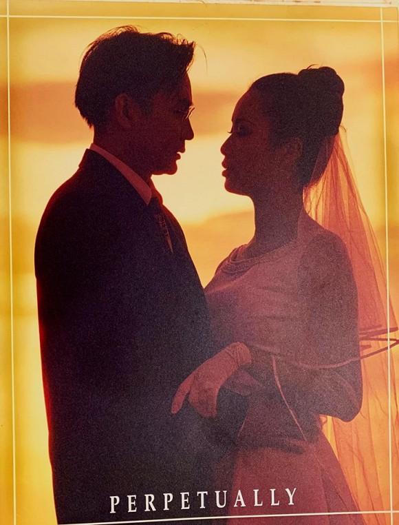 Á hậu Trịnh Kim Chi lần đầu chia sẻ ảnh cưới cách đây 19 năm với chồng đại gia - Ảnh 4.