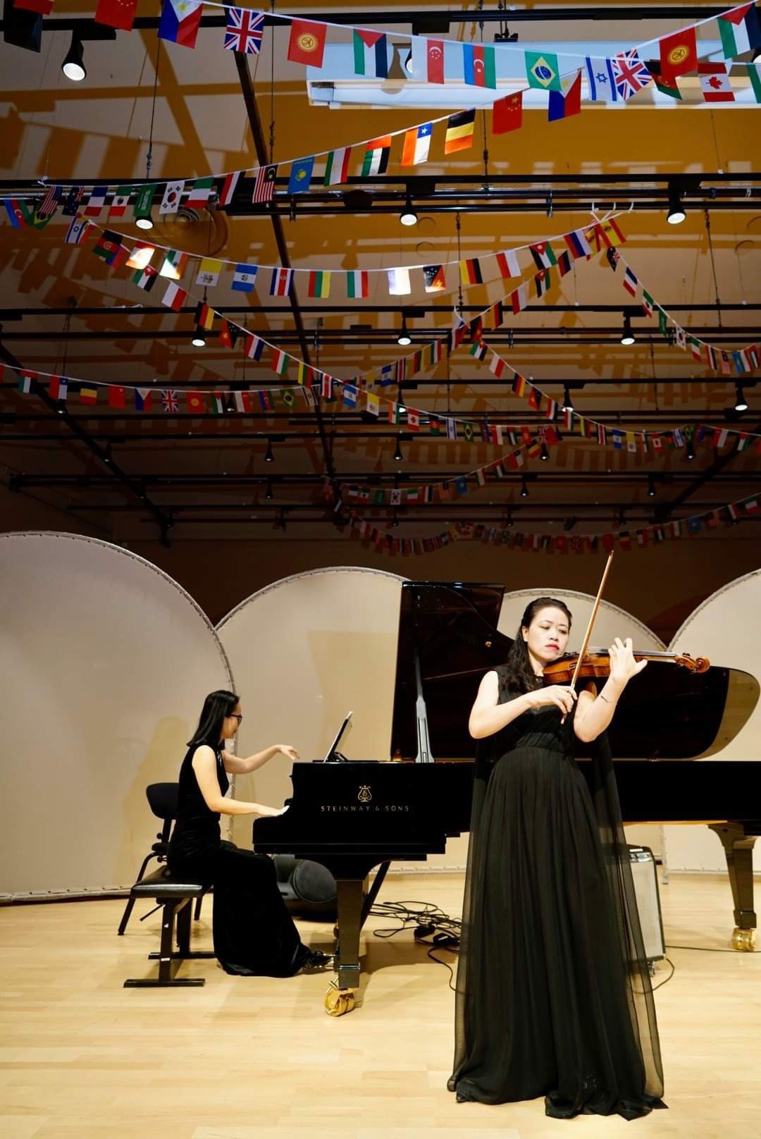 Chương trình hòa nhạc của Học viện Âm nhạc Quốc gia Việt Nam tại Học viện Âm nhạc Malmo - Ảnh 4.