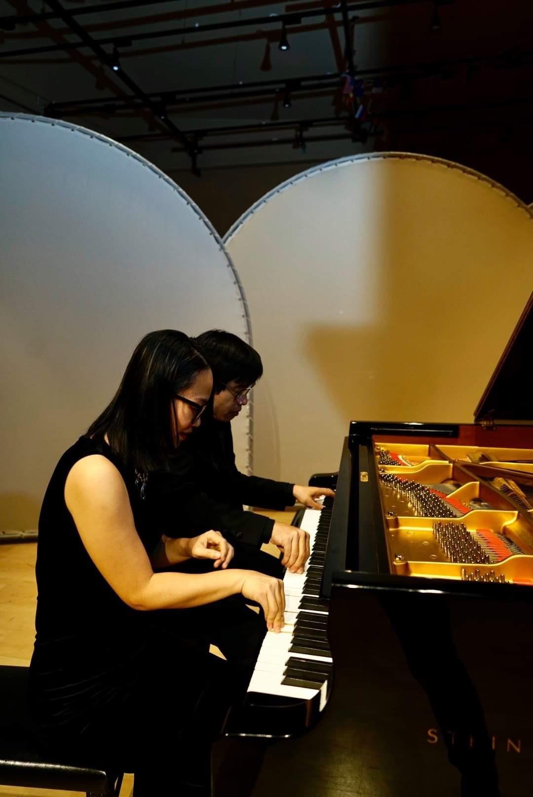 Chương trình hòa nhạc của Học viện Âm nhạc Quốc gia Việt Nam tại Học viện Âm nhạc Malmo - Ảnh 6.