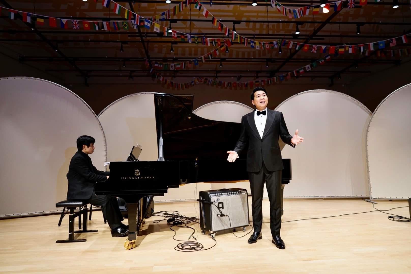 Chương trình hòa nhạc của Học viện Âm nhạc Quốc gia Việt Nam tại Học viện Âm nhạc Malmo - Ảnh 7.