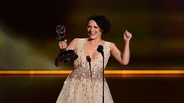 Những khoảnh khắc ấn tượng tại lễ trao giải Emmy Awards 71 - Ảnh 6.