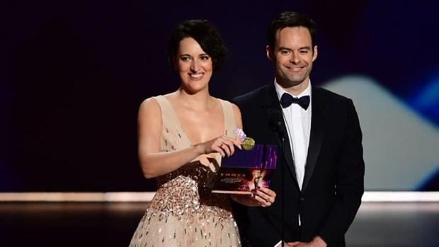 Những khoảnh khắc ấn tượng tại lễ trao giải Emmy Awards 71 - Ảnh 7.