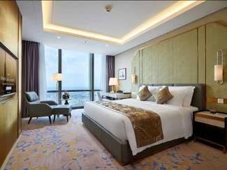 Xem pháo hoa mừng Quốc khánh từ khách sạn cao nhất Đông Nam Á - Ảnh 4.