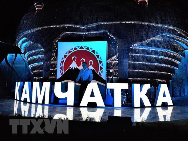"""Nga: Khai mạc Triển lãm """"Con đường Viễn Đông"""" tại Vladivostok - Ảnh 1."""