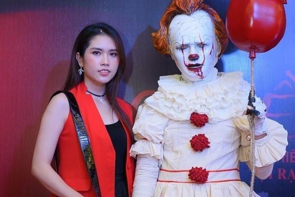 Dàn sao Việt quy tụ trong bữa tiệc kinh dị của 'Gã hề ma quái' - Ảnh 10.