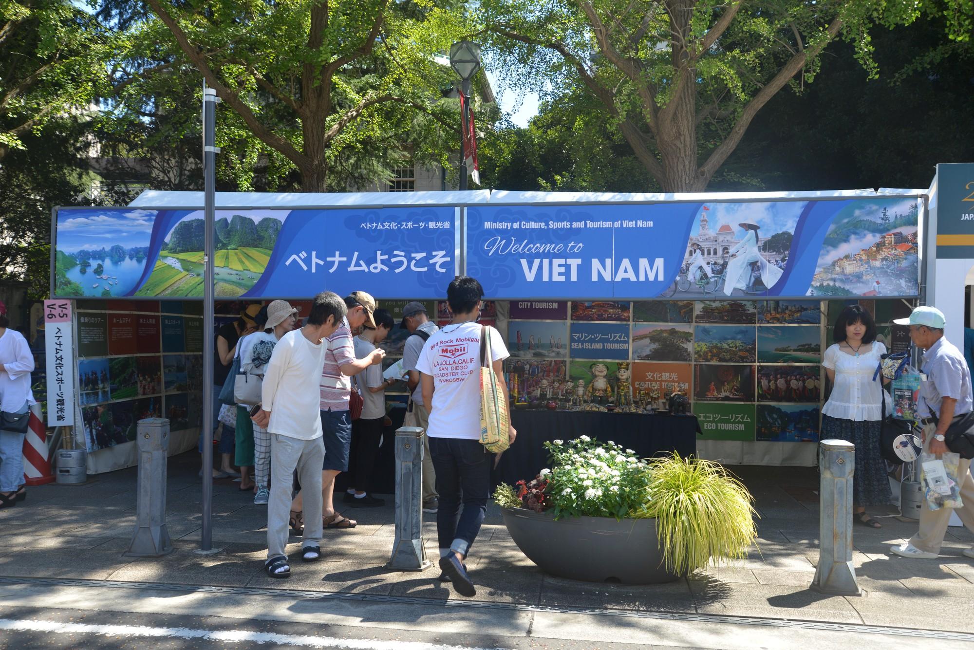 Khai mạc Lễ hội Việt Nam tại Kanagawa 2019, Nhật Bản - Ảnh 6.