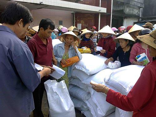 Thủ tướng Chính phủ hỗ trợ gạo cho tỉnh Nghệ An dịp Tết Nguyên đán Canh Tý 2020 - Ảnh 1.
