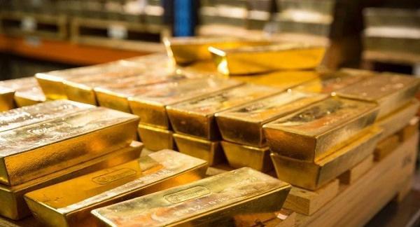 Cuối năm, giá vàng tăng vọt lên đỉnh cao - Ảnh 1.
