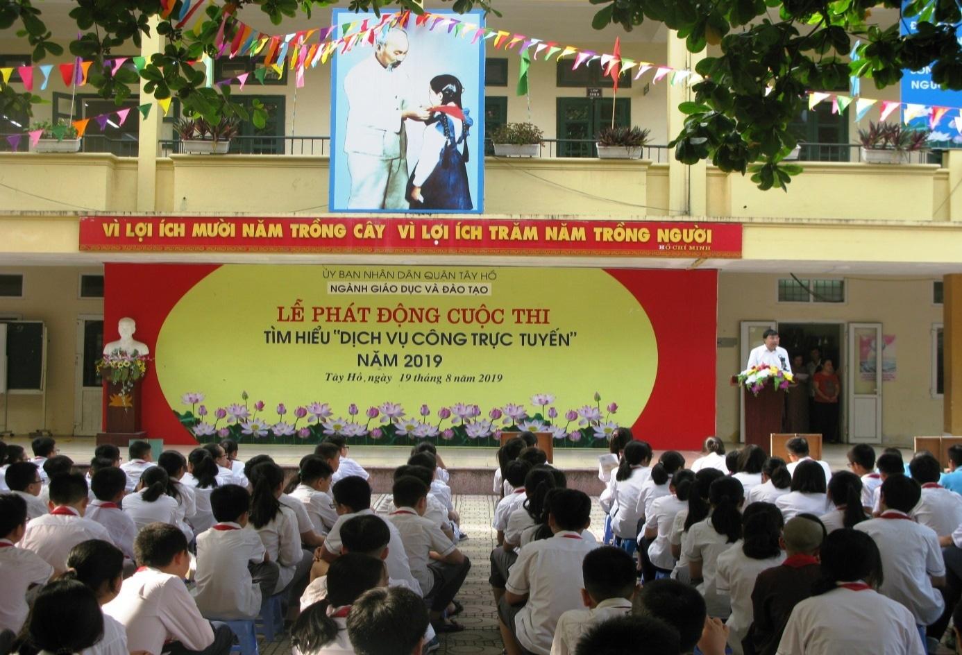 Ngành Giáo dục và Đào tạo Hà Nội công bố 10 sự kiện tiêu biểu năm 2019 - Ảnh 7.