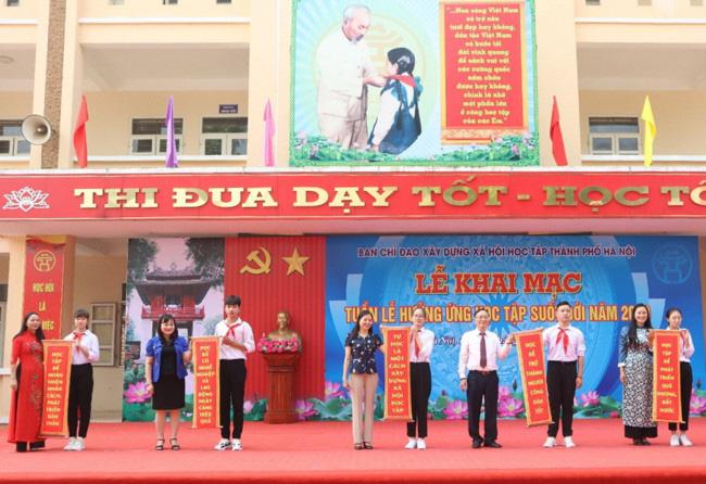 Ngành Giáo dục và Đào tạo Hà Nội công bố 10 sự kiện tiêu biểu năm 2019 - Ảnh 8.