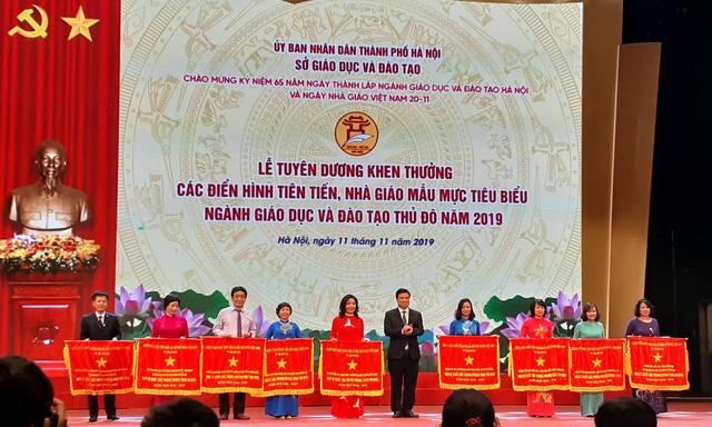 Ngành Giáo dục và Đào tạo Hà Nội công bố 10 sự kiện tiêu biểu năm 2019 - Ảnh 9.