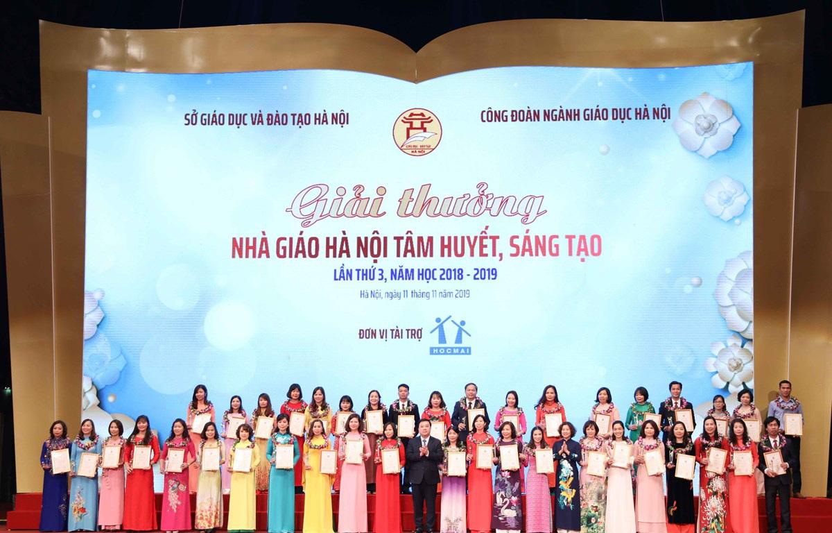Ngành Giáo dục và Đào tạo Hà Nội công bố 10 sự kiện tiêu biểu năm 2019 - Ảnh 10.