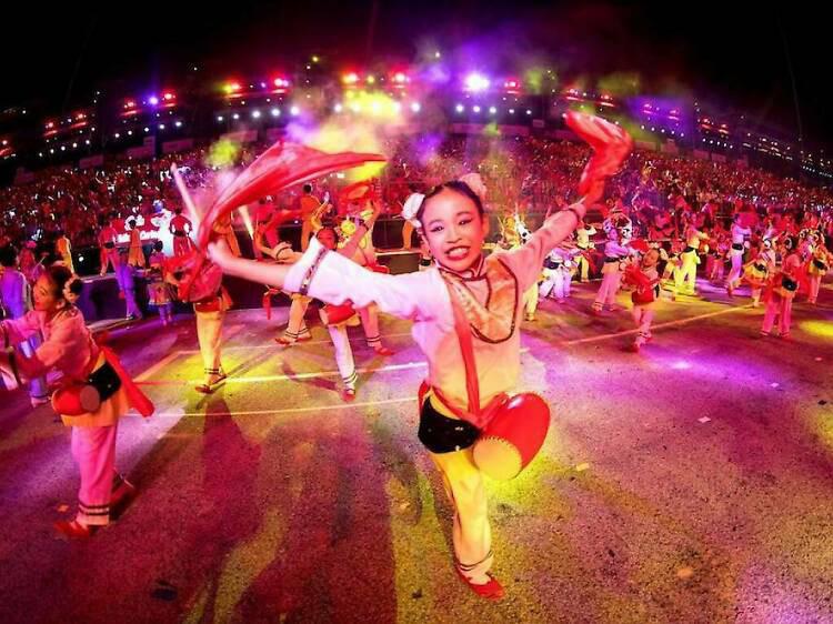 Những lễ hội đón Tết rực rỡ nhất trên thế giới - Ảnh 1.