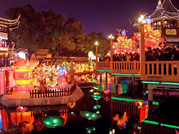 Những lễ hội đón Tết rực rỡ nhất trên thế giới - Ảnh 2.