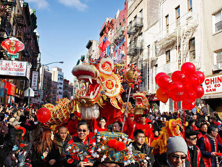 Những lễ hội đón Tết rực rỡ nhất trên thế giới - Ảnh 3.