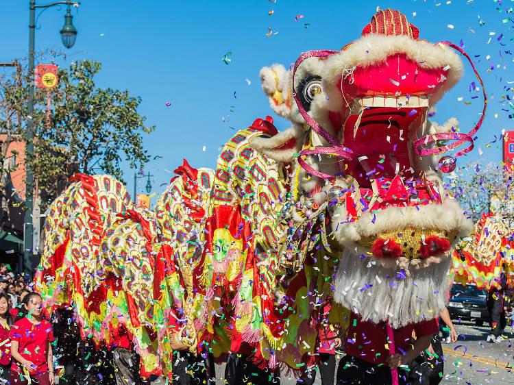 Những lễ hội đón Tết rực rỡ nhất trên thế giới - Ảnh 5.