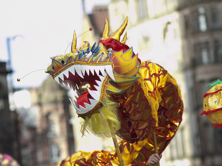 Những lễ hội đón Tết rực rỡ nhất trên thế giới - Ảnh 6.