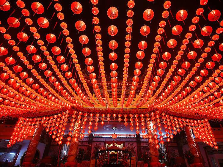 Những lễ hội đón Tết rực rỡ nhất trên thế giới - Ảnh 8.