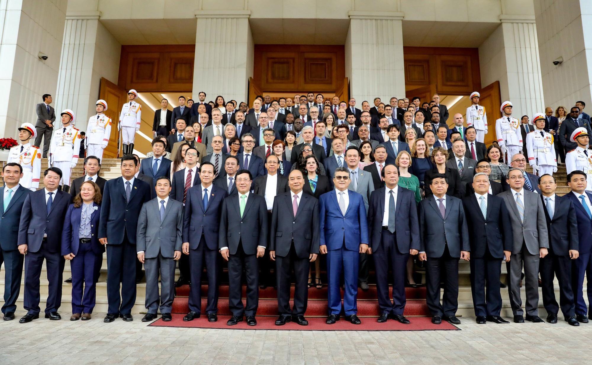 Lễ Khởi động Năm Chủ tịch ASEAN 2020 - Ảnh 5.