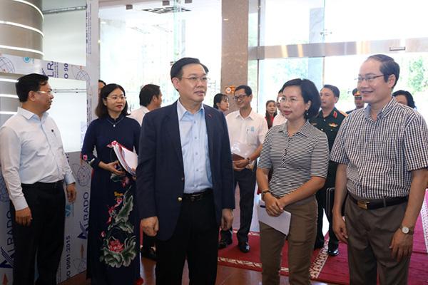 Bí thư Hà Nội Vương Đình Huệ chia sẻ nhiều vấn đề lớn trước giờ Đại hội - Ảnh 2.