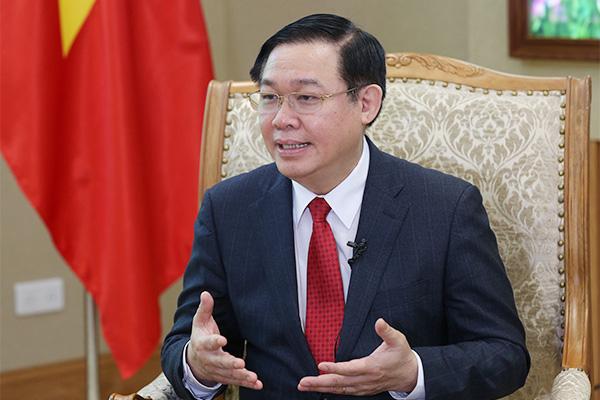 Bí thư Hà Nội Vương Đình Huệ chia sẻ nhiều vấn đề lớn trước giờ Đại hội - Ảnh 1.