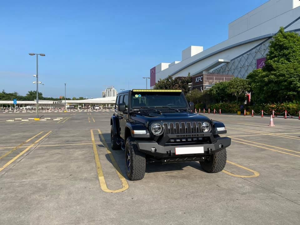Tậu hàng khủng Jeep Wrangler Rubicon rồi bán sau 1 năm, chủ xe lỗ ngay 1 tỷ đồng dù mới chạy 7.000km - Ảnh 1.