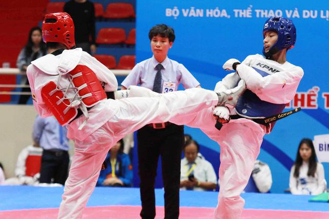 Taekwondo Việt Nam đặt mục tiêu ít nhất 5 HCV tại SEA Games 31 - Ảnh 1.