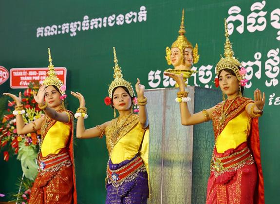 TP. Hồ Chí Minh thi hành pháp luật về công tác bảo tồn và phát huy di sản văn hóa phi vật thể của đồng bào dân tộc thiểu số  - Ảnh 1.