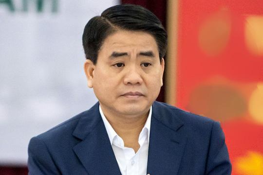 Vì sao ông Nguyễn Đức Chung chưa được tại ngoại? - Ảnh 1.