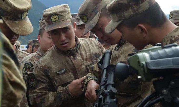 Báo Trung Quốc quăng bom, tự sướng về súng bắn tỉa mới: Dân mạng Ấn Độ đáp trả cực gắt! - Ảnh 1.