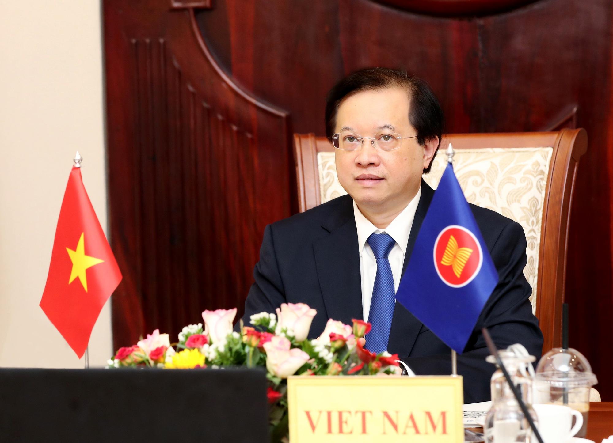 Hội nghị Bộ trưởng phụ trách Văn hóa nghệ thuật ASEAN lần thứ 9 - Ảnh 3.
