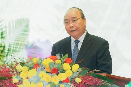 Thủ tướng Nguyễn Xuân Phúc dự lễ kỷ niệm 75 năm Ngày truyền thống Tổng cục II - Ảnh 1.