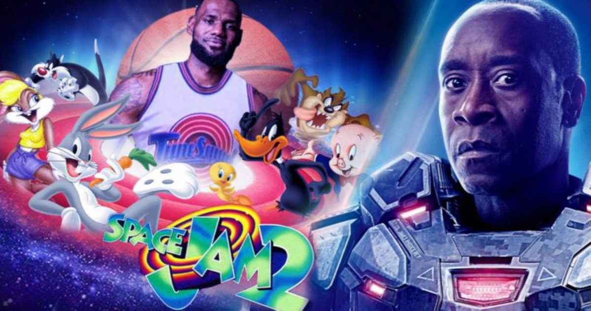 Rò rỉ tình tiết gay cấn trong phim bom tấn do LeBron James thủ vai chính - Ảnh 2.