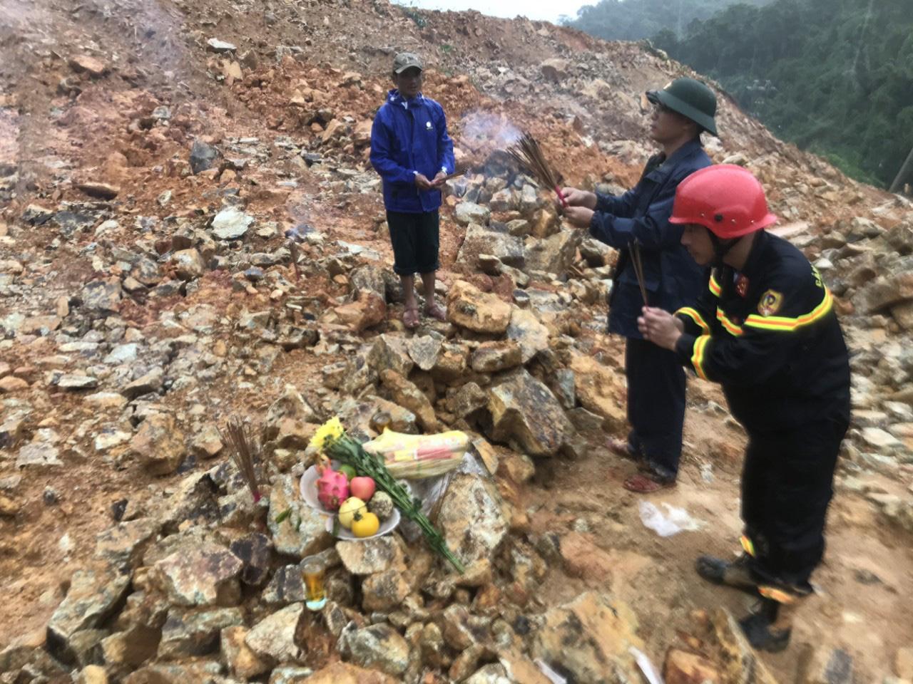 Thêm 1 thi thể công nhân được tìm thấy ở thủy điện Rào Trăng 3 - Ảnh 1.