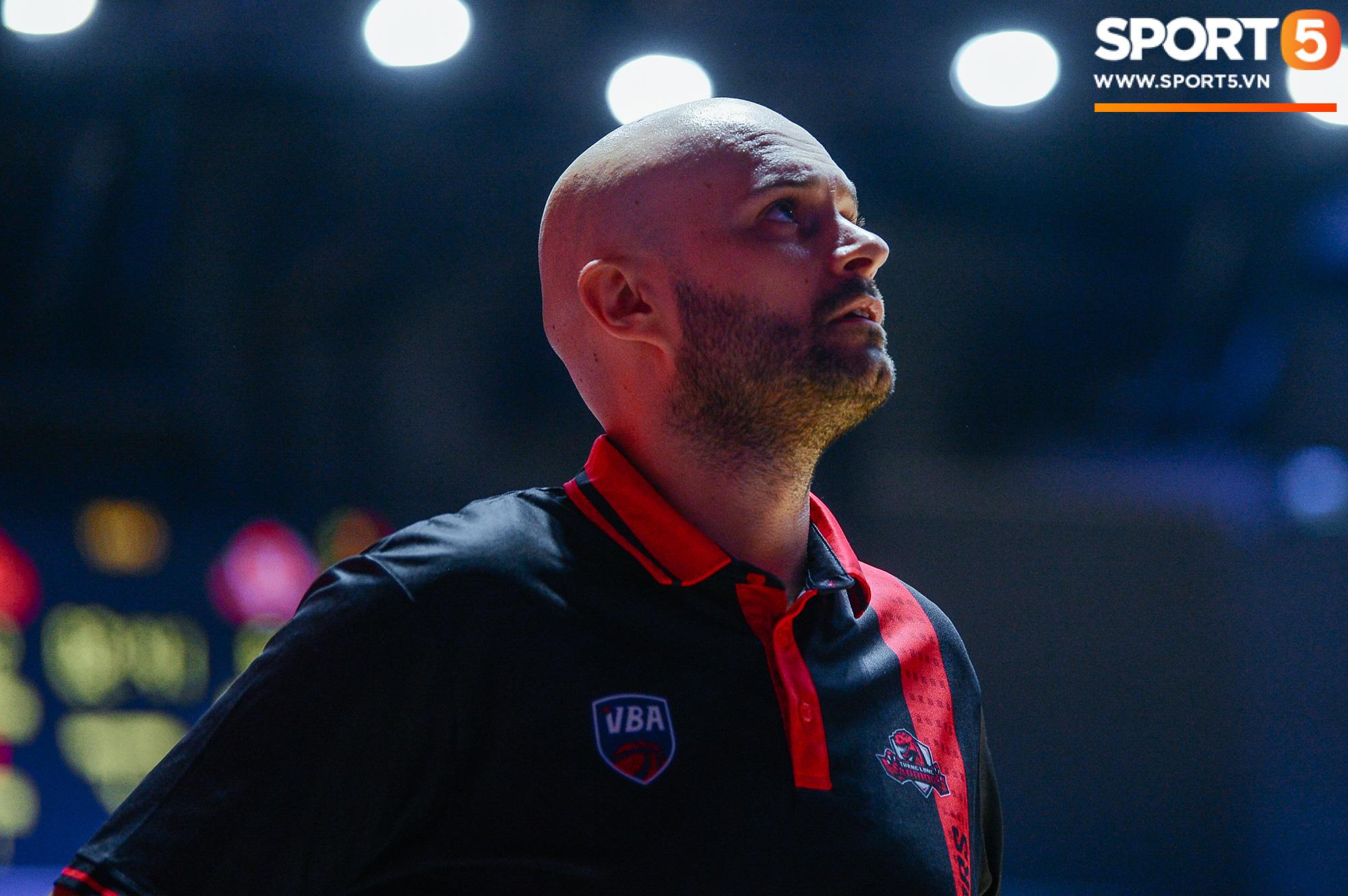 """HLV Predrag Lukic: """"Thang Long Warriors không phải Super Team, chúng tôi cũng phải chiến đấu như những đội bóng khác"""" - Ảnh 2."""
