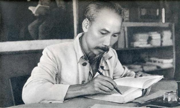 Cuộc đời và sự nghiệp cách mạng vẻ vang của Chủ tịch Hồ Chí Minh - Ảnh 1.